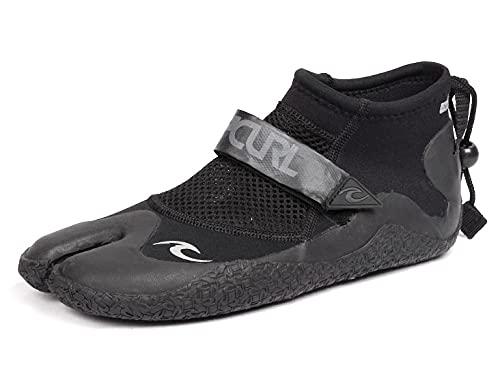 Rip Curl 1.5MM Dawn Patrol Reefer - Halb aufgeteilte Schuhspitze - Unisex - Komfortabel und langlebig - Perfekt für alle Wassersportarten