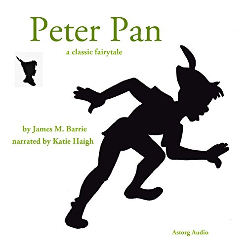 The Story of Peter Pan audiobook cover art