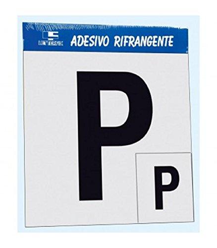 LETERFIX P PRINCIPIANTE ADESIVO RIFRANGENTE