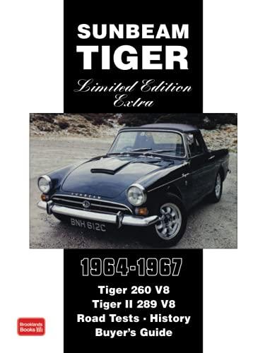 Sunbeam Tiger 1964-1967 Limited Edition Extra