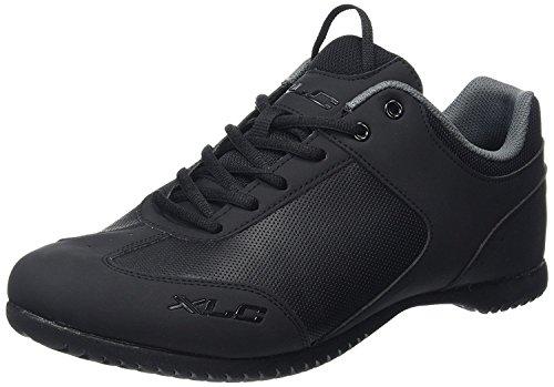XLC Lifestyle Fahrrad Trekking Schuhe SPD System schwarz, Größe:Gr. 48