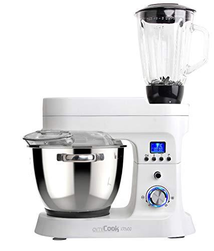 Robot de cocina con vaso AMICOOK KR400 cocina: Amazon.es: Hogar