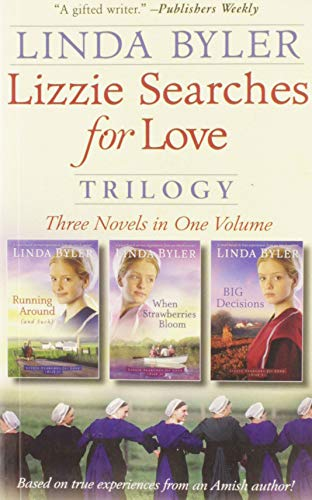 Lizzie Searches for Love Trilogy: Three Novels in One Volume