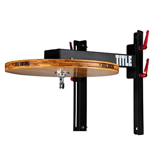 Title Boxing Forged Steel Adjustable Pro Platform