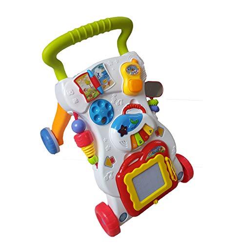 Laufwagen mit Zeichentafel, Piano und kleinem Telefon - 5