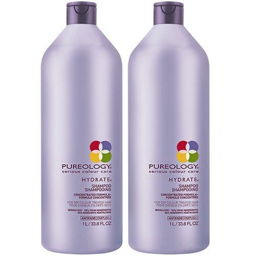 Pureology Hydrate Shampoo 1000 ml Double