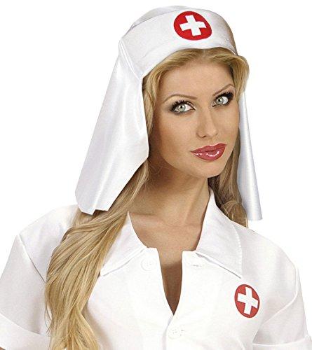 Widmann 8635 C ? Chapeau d'infirmière, Taille unique adulte