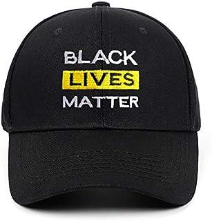 Black Lives Matter Adjustable Unisex Baseball Cap