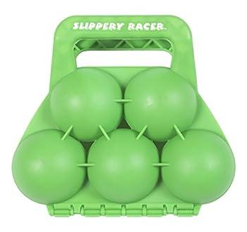Slippery Racer 5 in 1 Snowball Maker Green