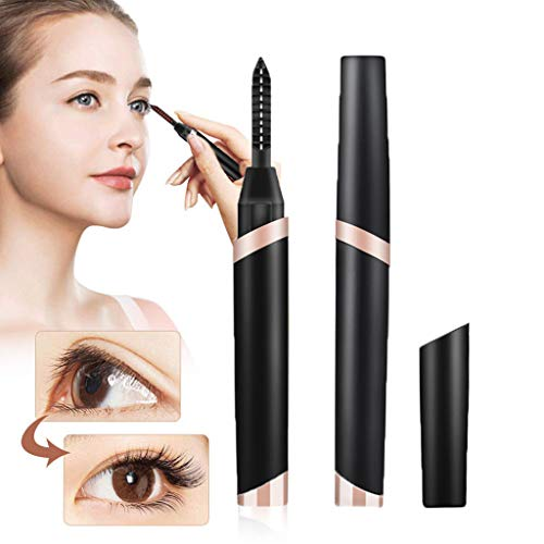 SXFYGYQ Électrique Cils Bigoudi USB Chauffage Perm Cils Bigoudi Mini Cils Hot Curling Clip Outils de Maquillage