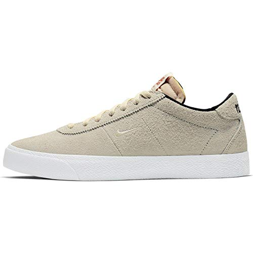 Nike SB Zoom Bruin, Scarpe da Fitness Unisex-Adulto, Multicolore Light Cream/Black/Gum Yellow 200, 41 EU