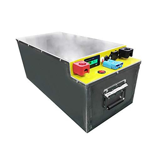 Batteria LiFePO4 24V 100ah 150ah 200ah Per Accumulo Di Energia Domestica/Batteria Solare Ricaricabile/Batteria Al Litio LiIon (24V 100AH)