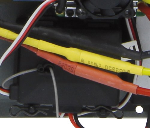 Jamara 53362 Tiger Ice Monstertruck BL 4WD LiPo 2,4G LED - Allrad, Brushless, Akku, 65Kmh, Aluchassis, spritzwasserfest, Öldruckstoßdämpfer, Kugellager, Fahrwerk einstellbar, fahrfertig