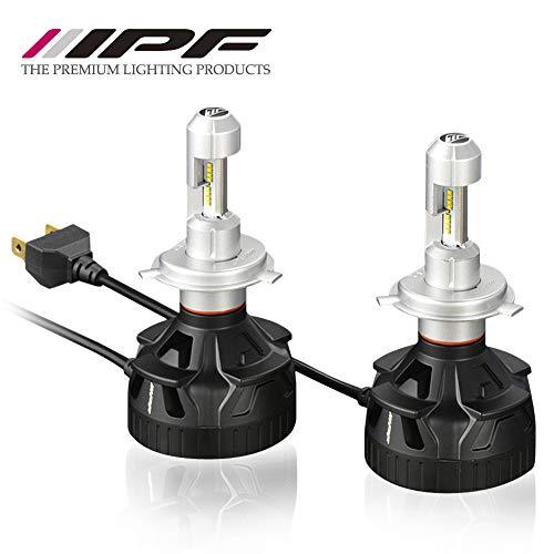 【Amazon.co.jp 限定】M's Basic by IPF ヘッドライト LED H4 バルブ 12V用 6500K AMZ-HL341 ハイエース など