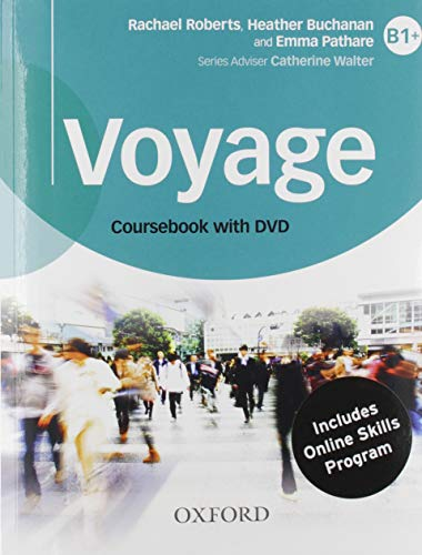 Voyage B1+. Student's Book + Workbook+ Practice Pack without Key