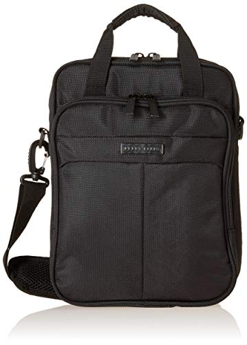 Perry Ellis, Leo Tablet and Netbook Case With Handle Fits Most Ipads/tablets/netbooks Bolso para laptop, Negro, Una talla