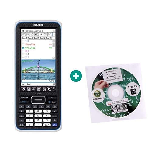 Casio Classpad II (FX-CP400) + Lern-CD (auf Deutsch)
