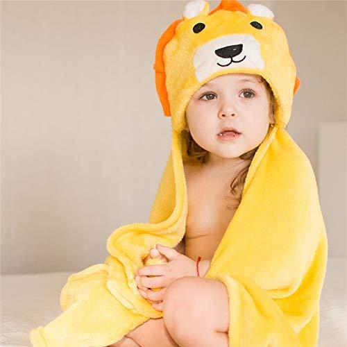Toalla con capucha para niños, toalla de spa para bebé, manta de terciopelo para bebé, bata de baño infantil, capucha y toalla de playa (color: rana verde)