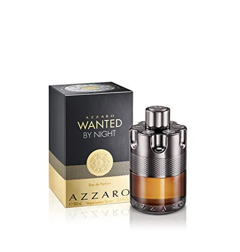 Azzaro 57439 - Wanted By Night Agua de colonia para Hombre, 100ml