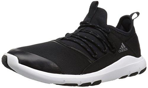 adidas Men's CrazyMove TR M Cross Trainer, Black/Dark Solid Grey/White, 9.5 Medium US