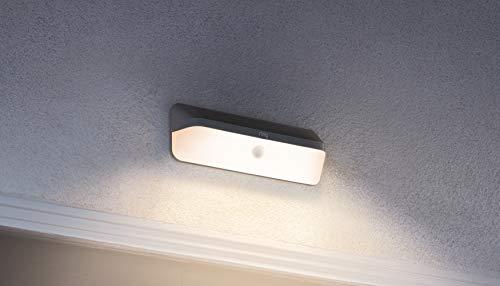 Introducing Ring Smart Lighting – Wall Light Solar, Black (Ring Bridge required)