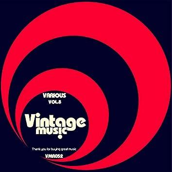 Presents Vintage Music Selection, Vol. 8