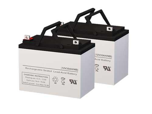 Genuine SigmasTek 12 Volt 35 AmpH SLA Replacement...