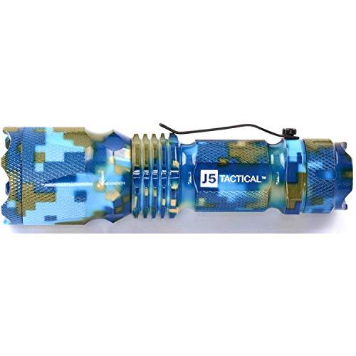 J5 Tactical V1-Pro Flashlight 300 Lumen Ultra Bright Flashlight