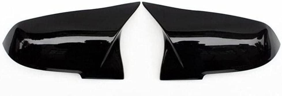 NKDbax Rearview New product!! Mirror Covers for BMW 1 F87 New mail order 3 4 F21 2 F20 Series