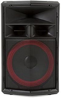 LG FJ7 15 400W LOUDR 2-WAY Bluetooth PA Speaker System Karaoke