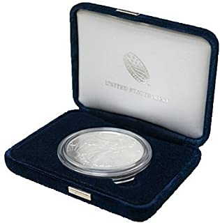 1999 American Silver Eagle $1 Brilliant Uncirculated US Mint