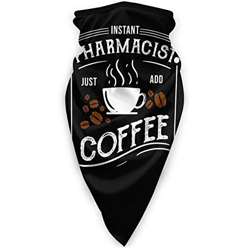 Farmacutico instantneo Simplemente agregue caf Bufanda Deportiva a Prueba de Viento al Aire Libre Cara Bufanda fra Cuello Diadema clida Pauelo para la Cabeza