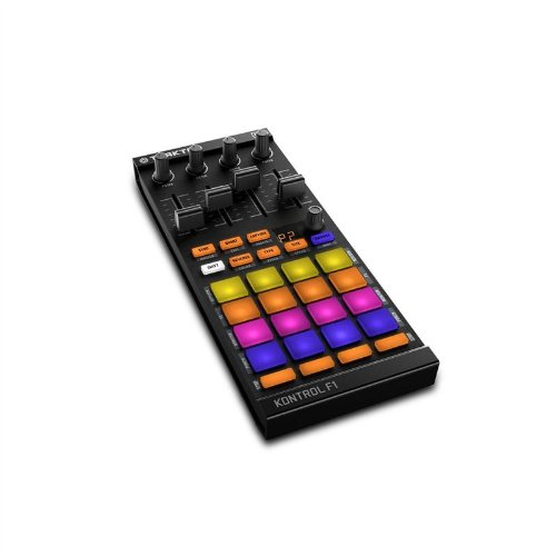Native Instruments TRAKTOR KONTROL F1 Mixer DJ USB