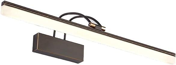 Spiegellampen, spiegel koplamp moderne minimalistische LED badkamer waterdichte badkamer lamp anti-mist badkamer make-up l...