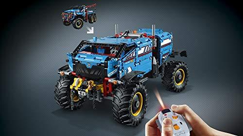LEGO Technic All Terrain Tow Truck