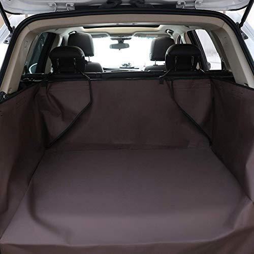 ZJN-JN pieza del coche Productos for animales de acolchado protector de la cubierta de carga for mascotas, Cargo Cover perro mascota acolchado, Cubiertas Revestimiento duradero y protege su vehículo,