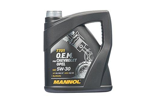 MANNOL GM40144-Olio motore 4 l
