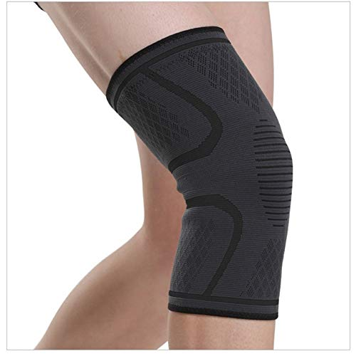 1 Sports Breathable Bandage Knee Pads Gear Basketball Tennis Riding Knee Pads
