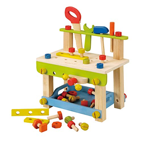 EverEarth Toddler Workbench with Tools