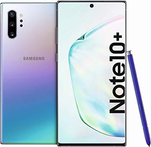 Samsung Galaxy Note10+ 256GB - DUAL-SIM - Silber (Aura Glow)