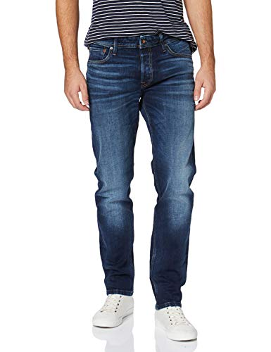 JACK & JONES Herren Comfort Fit Jeans Mike ORIGINAL JOS 311 3332Blue Denim