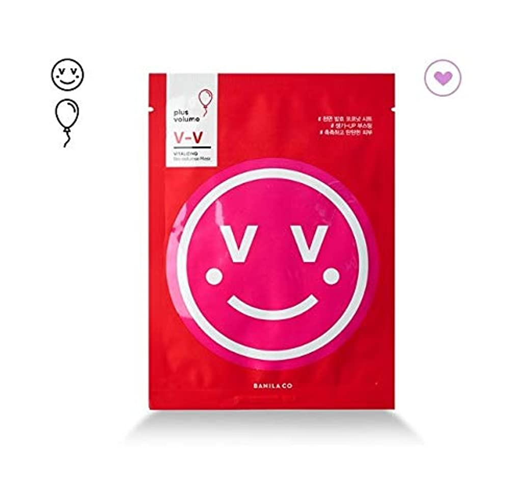 交響曲用量突き出すbanilaco V-V Vitalizing Bioセルロースマスク/V-V Vitalizing Bio Cellulose Mask 25ml [並行輸入品]
