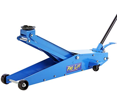Pro-Lift-Werkzeuge Rangierwagenheber 2 t PKW Wagenheber Langversion Transporter Rangierheber 2000 kg Heber