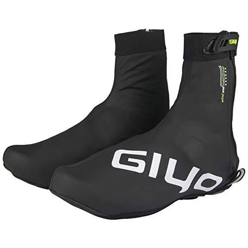 LICHENGTAI Cubierta de Zapatos de Bloqueo de Ciclismo en Invierno Cubrebotas MTB Impermeable A Prueba de Viento Calzado de de Vellón Cálido, Ciclismo Cubrezapatillas Impermeables
