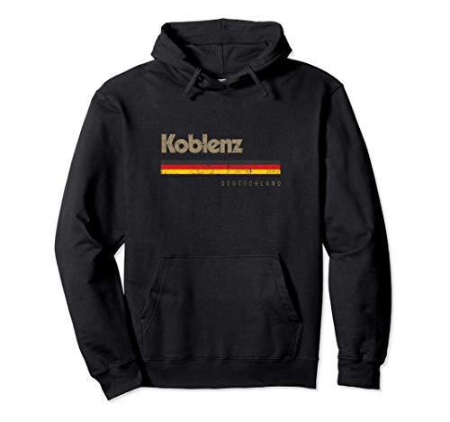 I Love Koblenz Shirt Retro Deutsche...