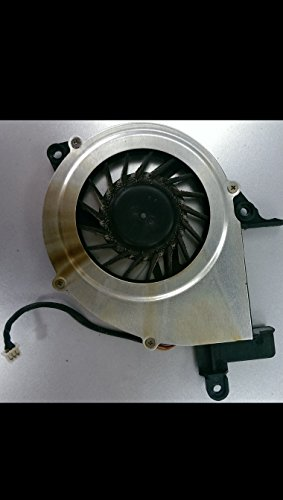 Hyrican Notebook M66JE CPU Lüfter, CPU Fan A-Power BS5505M2B DC5V 0.35A