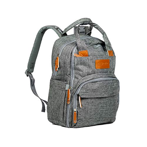 YazzyBoa Diaper Bag Backpack