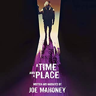 A Time and a Place audiobook cover art