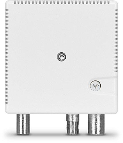 TechniSat Technilan WM 500 WiFi LAN und WLAN Aufsteckmodem, Heimnetzwerk (Peer-to-Peer-Betrieb) via Koaxialkabel