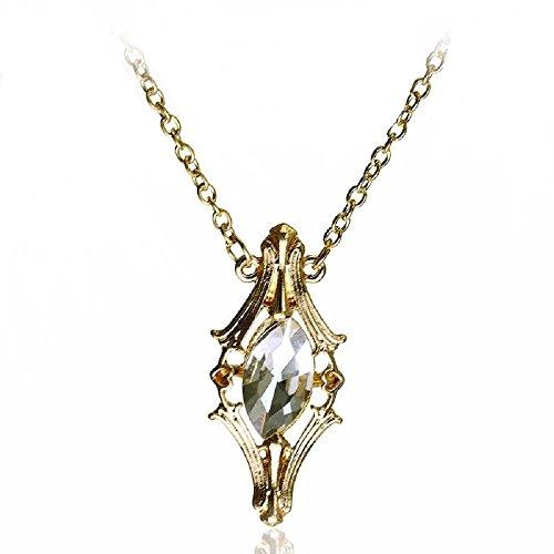 Giftandpresent ' el Hobbit' Ampolla de Galadriel Collar The Lord of Anillos...